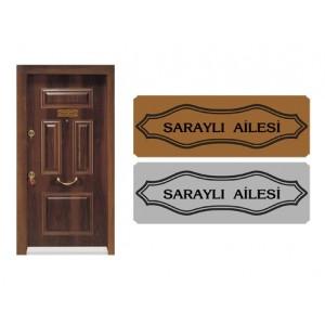 Kapı İsimlikleri