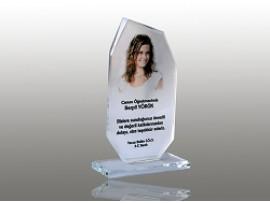 Fotoğraf Baskılı Kristal Plaket