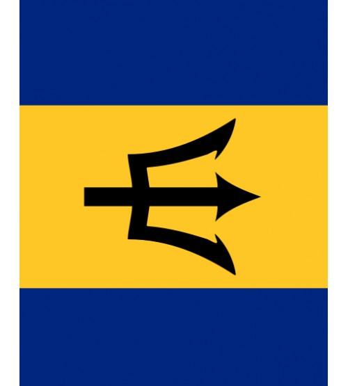 Devlet Bayrakları - Barbados