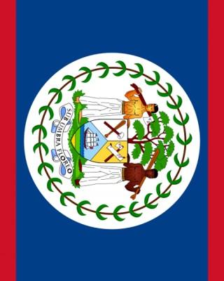 Devlet Bayrakları - Belize