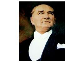 Atatürk Posterleri - A Serisi