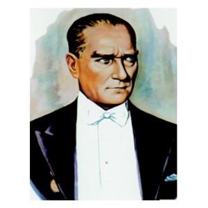Atatürk Posterleri - B Serisi