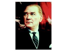 Atatürk Posterleri - D Serisi