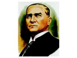 Atatürk Posterleri - E Serisi