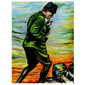 Atatürk Posterleri - H Serisi