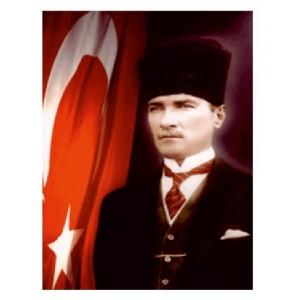 Atatürk Posterleri - K Serisi