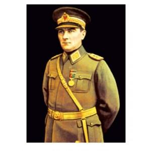Atatürk Posterleri - L Serisi