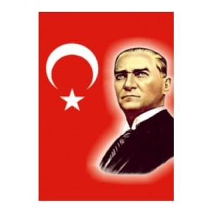 Atatürk Posterleri - M Serisi