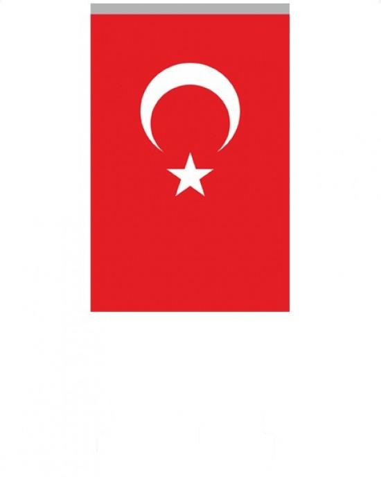 Dış Mekan Türk Bayrakları - 004