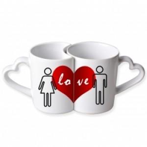 Sevgi Kupa Baskı