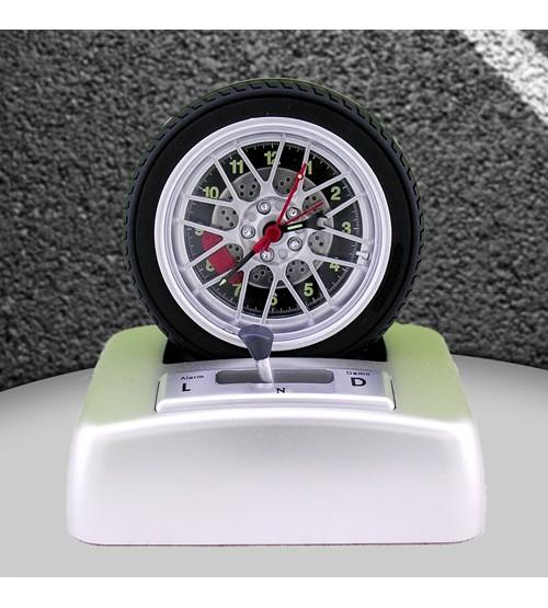 Sesli Araba Lastiği Alarm Saati