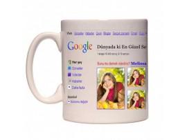 Kişiye Özel Google Temalı Kupa