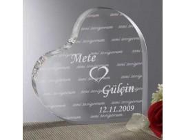 Sevgililere Özel Kalp Ödülü