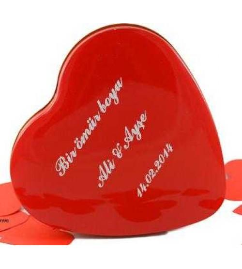 İsme Özel Romantik Aşk Kutusu
